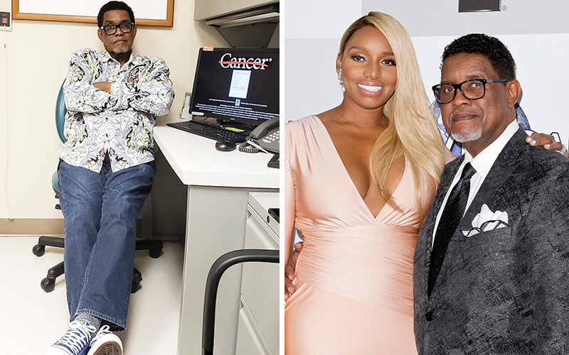Rhoa S Nene Leakes Reveals Husband Gregg Has Been Diagnosed With Cancer The Fight Begins