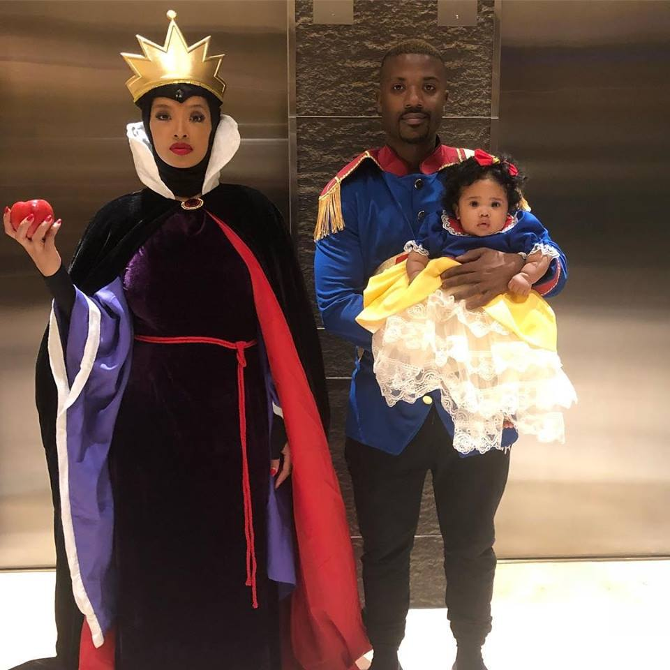 Ray J And Princess Halloween Costume 2020 Celebrity Halloween Costumes 2018: Beyoncé, JAY Z, Usher, Diddy
