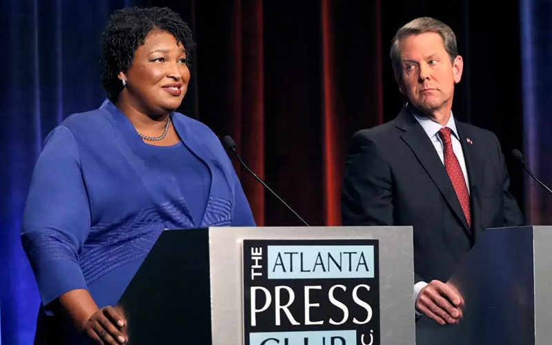 Stacey Abrams Refuses to Concede As Georgia Governor Race ...