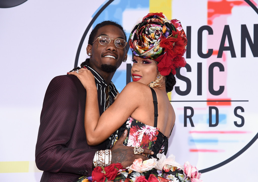 "Cardi B Shares Fan Tattoo Of Her Lyrics We Gon Win: Cardi B Wants Fans To Leave Her ""Baby Father"" Offset Alone"