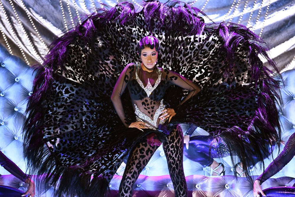 """Cardi B Owns the 2019 Grammys With """"Money"""" Performance (VIDEO)"""
