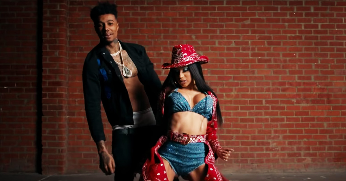 """Cardi B Gets Immortalized In More Tattoo Tributes By: WATCH: Cardi B Gets Raunchy In """"Thotiana"""" Remix Video With"""