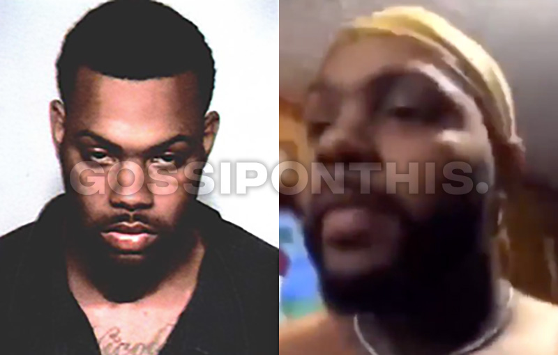 Memphis Rapper Seen in Video Getting Head From a Man Says