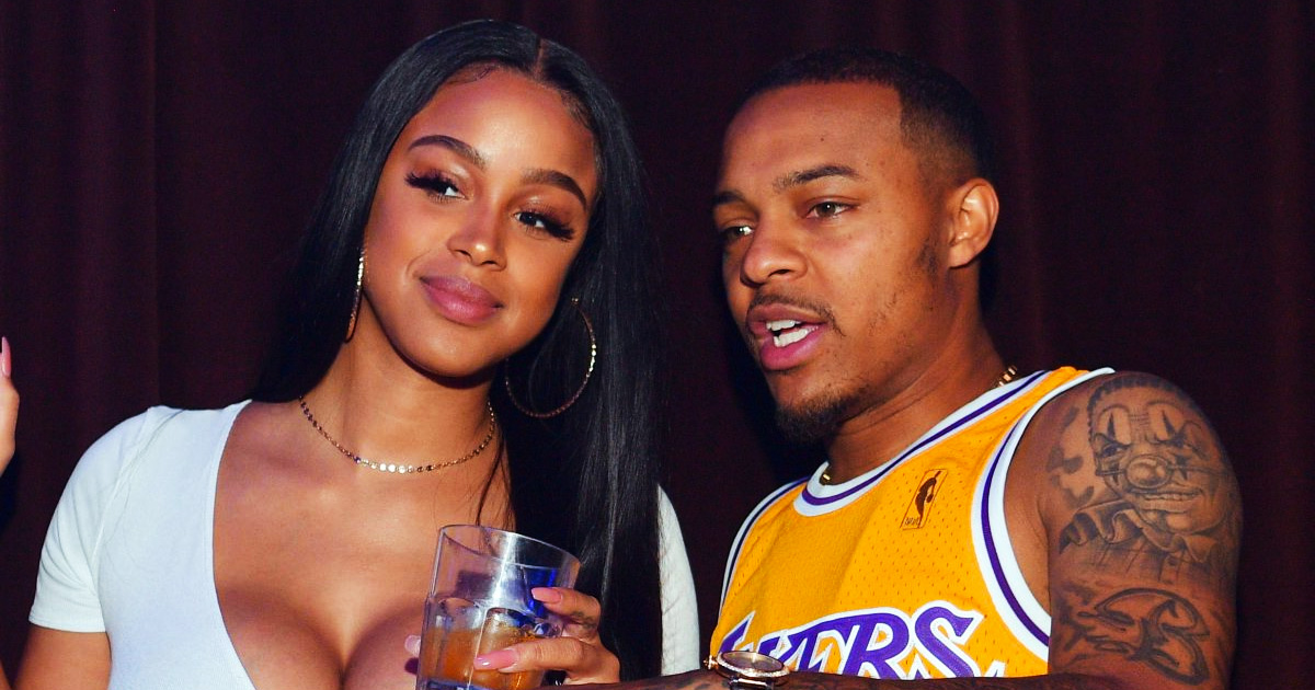 Bow Wow And Girlfriend