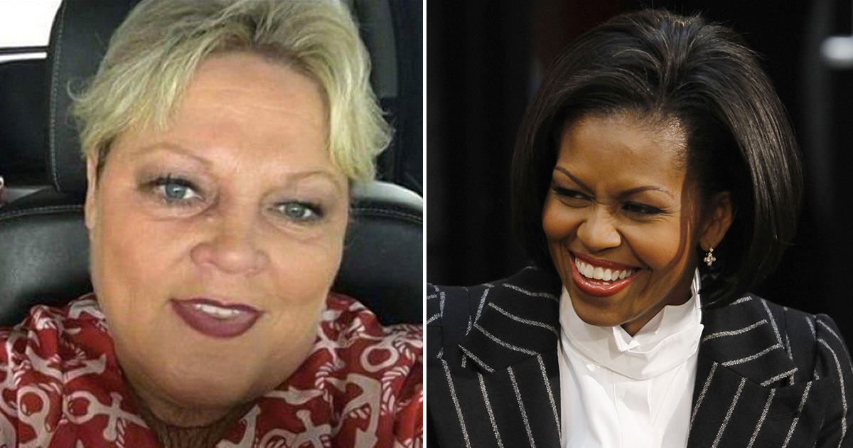 pamela taylor  woman who called michelle obama an  u0026quot ape in
