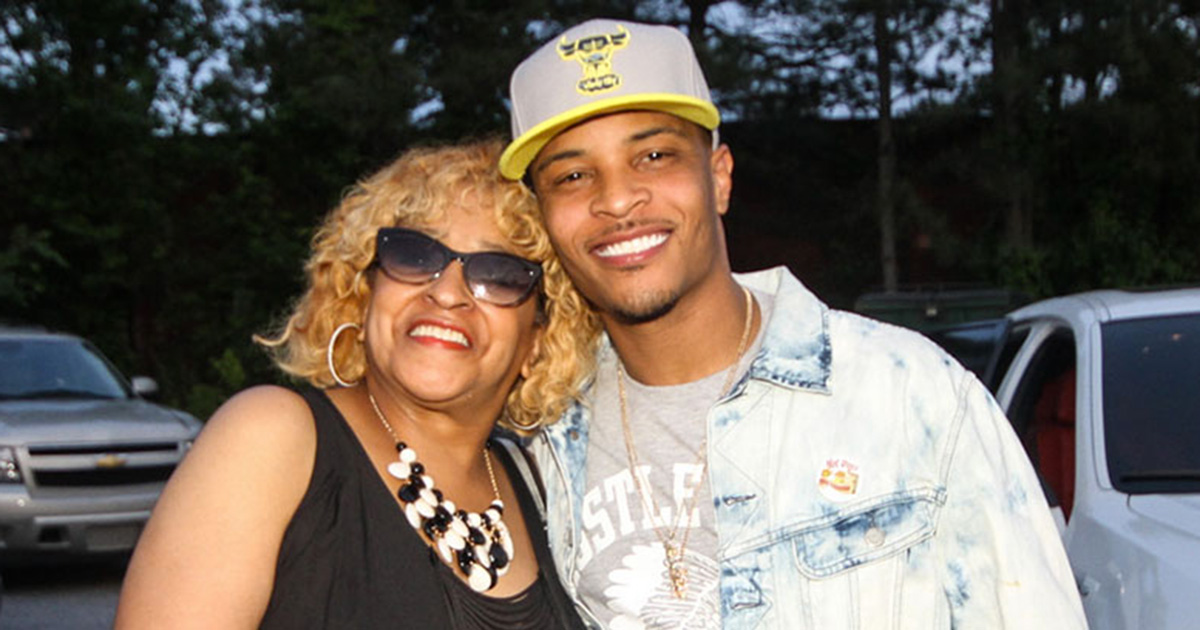 Image result for t.i and precious harris