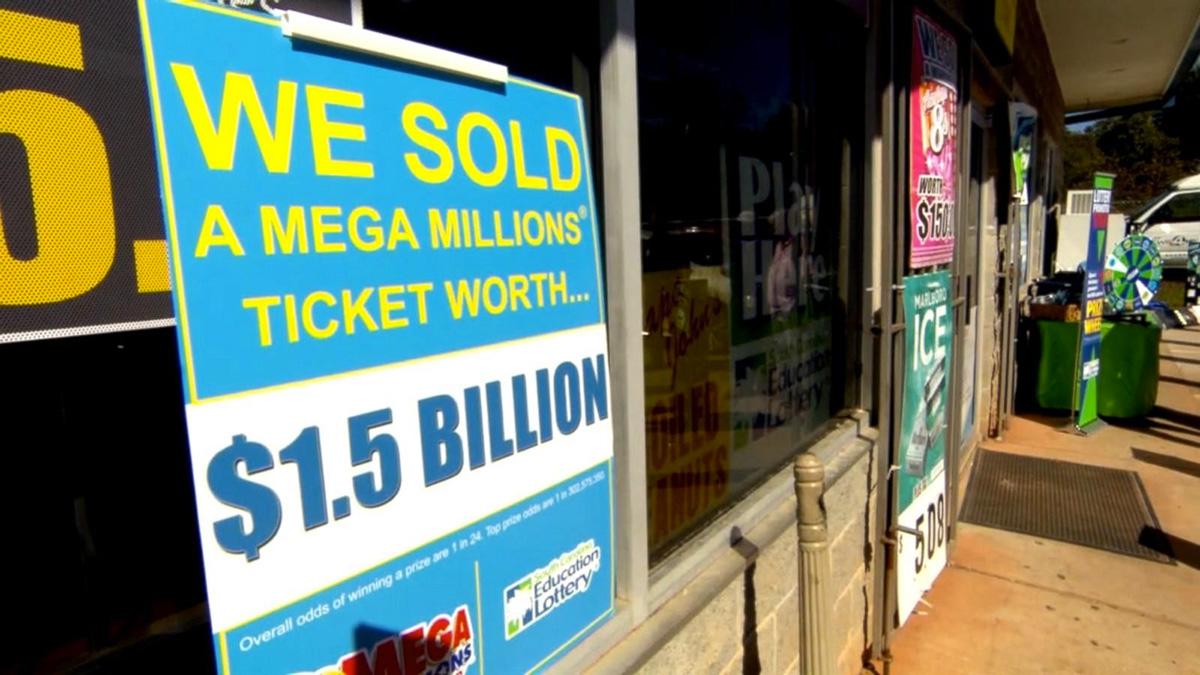 Winner of $1.5 Billion Mega Millions Lottery Ticket ...