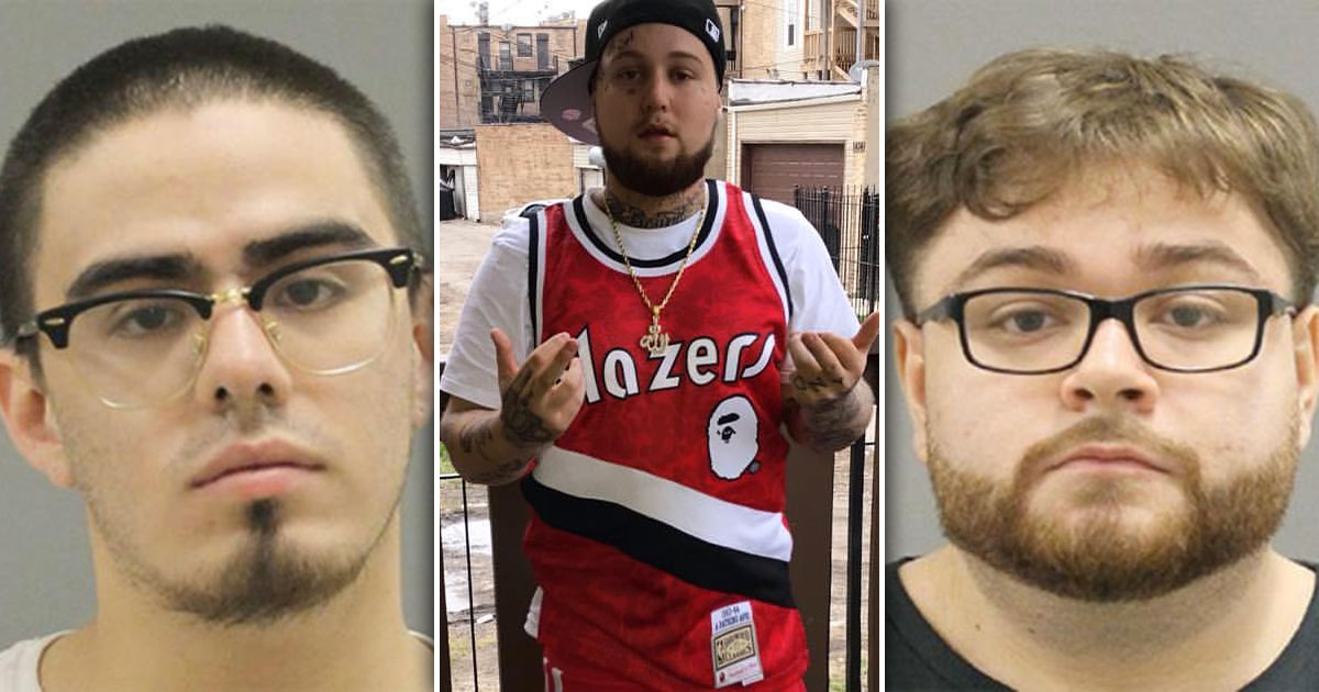 Chicago Rapper EBE Bandz aka Billy Da Kid Found Dead, 2 Men Arrested &  Charged With His Murder