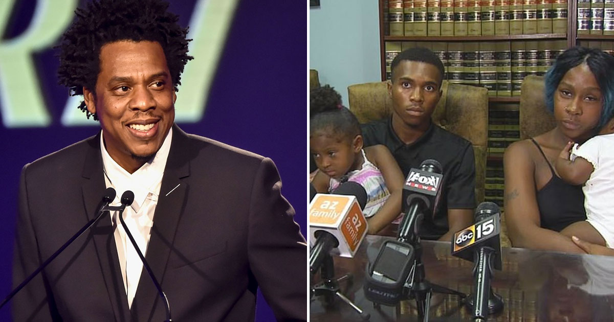 Jay Z S Roc Nation Is Providing Legal Aid To Black Family Terrorized By Police Over Dollar Store Doll