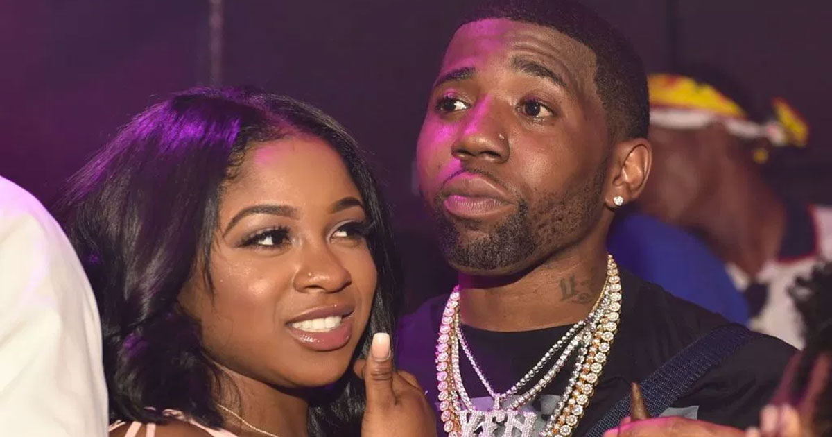 Reginae Carter Unfollows Boyfriend YFN Lucci on Instagram