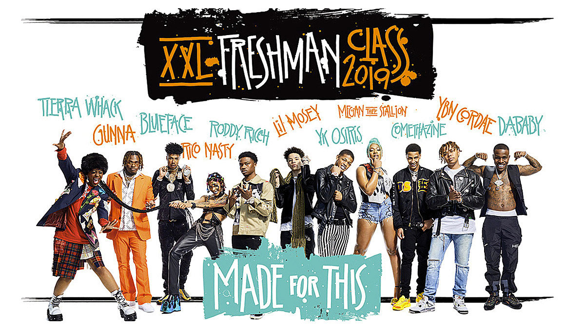 Image result for xxl freshman class 2019