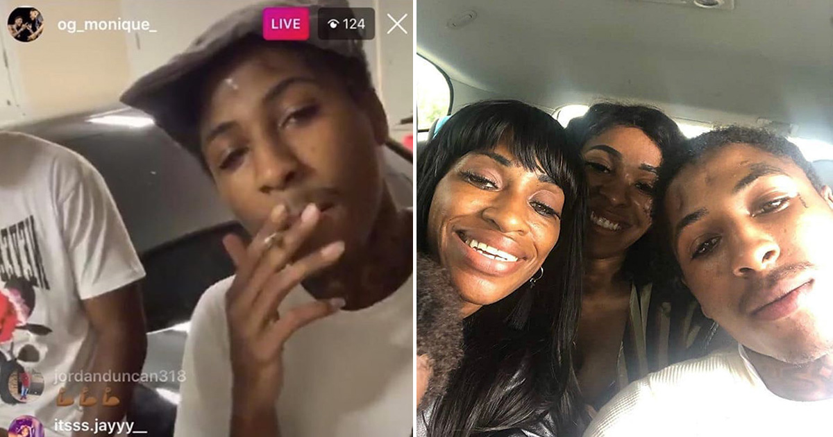 Nba Youngboy Released From Jail Will Spend The Next 12