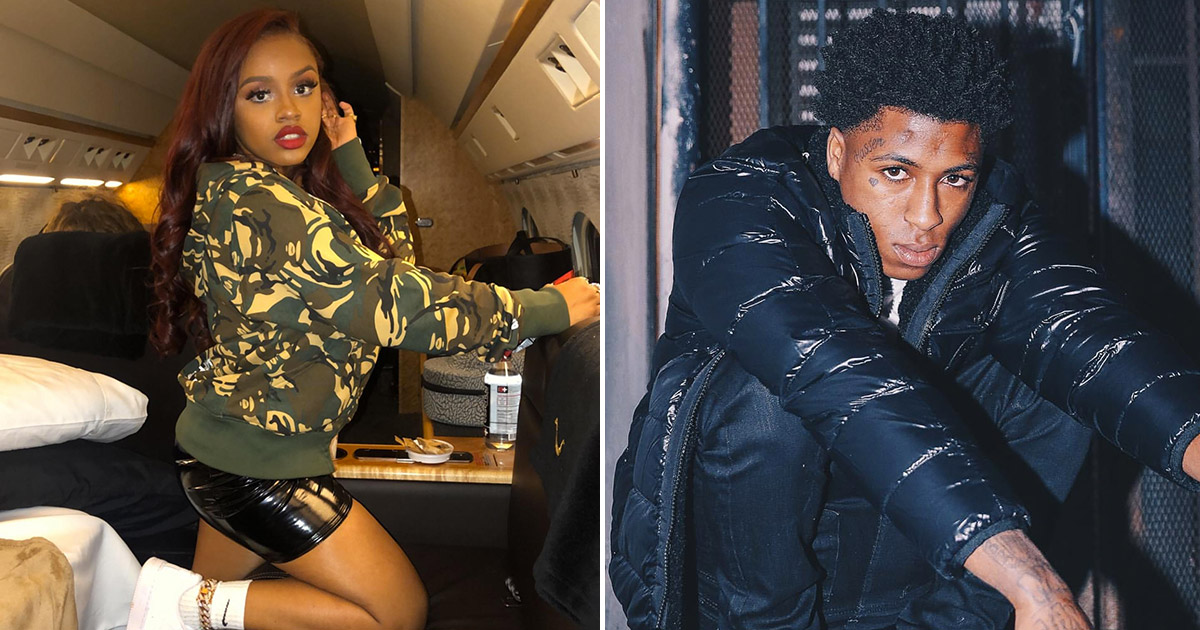 Floyd Mayweather's Daughter Iyanna Arrested for Allegedly Stabbing ...
