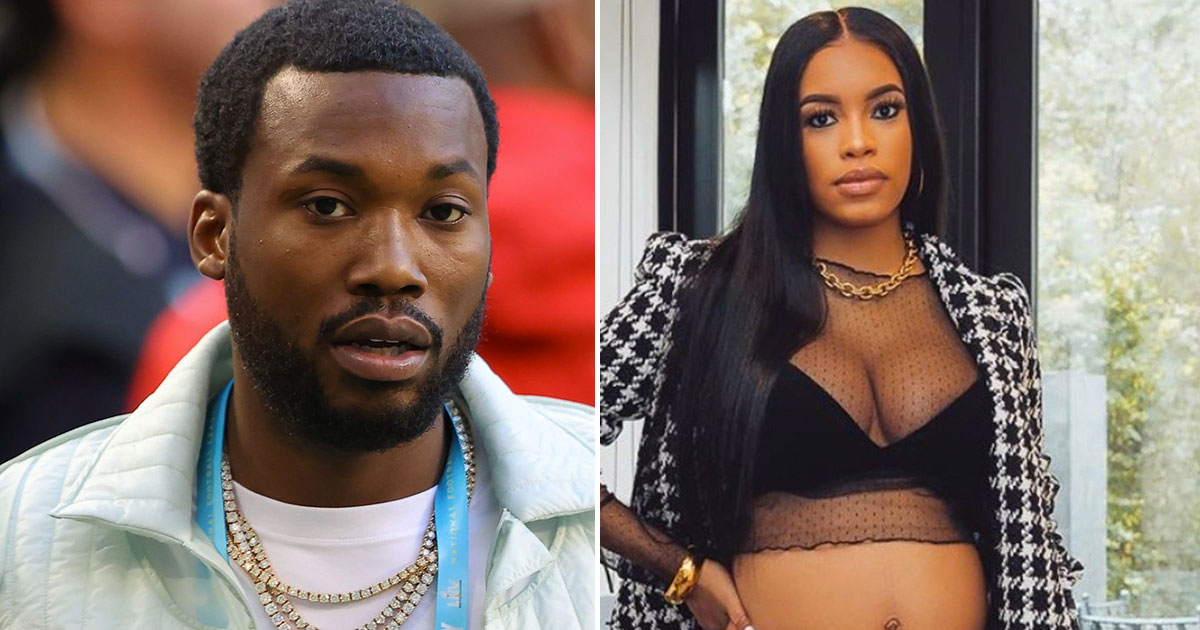 Meek Mill Reportedly Has Another Baby On The Way With A Woman Who Is Not Milan Harris