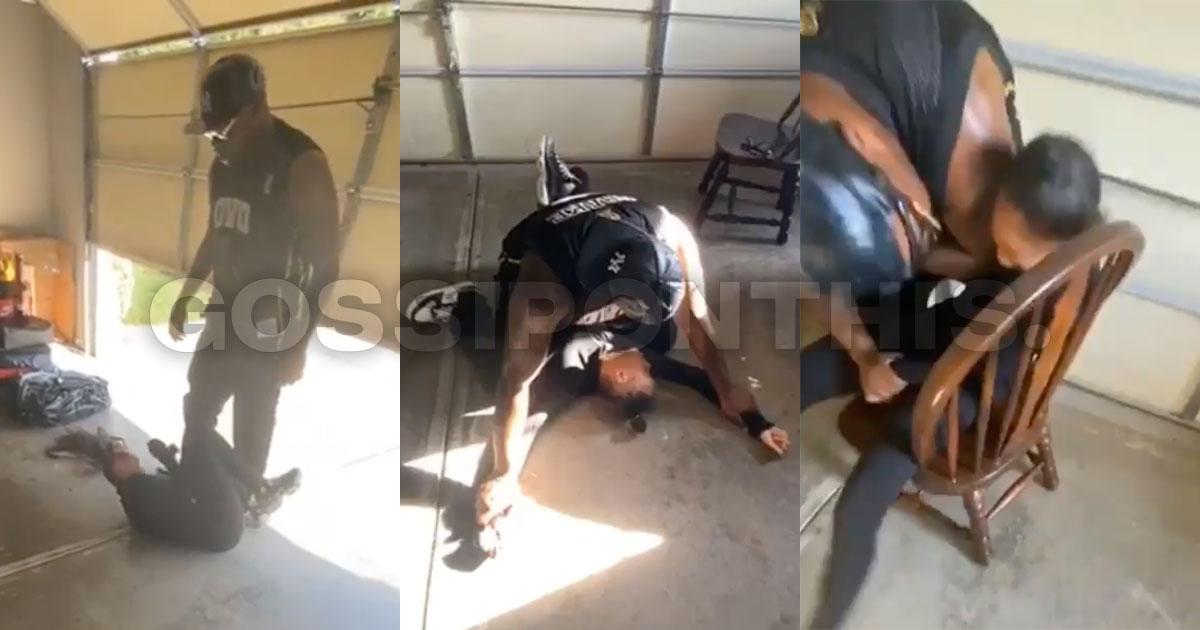 Teen Abused Video