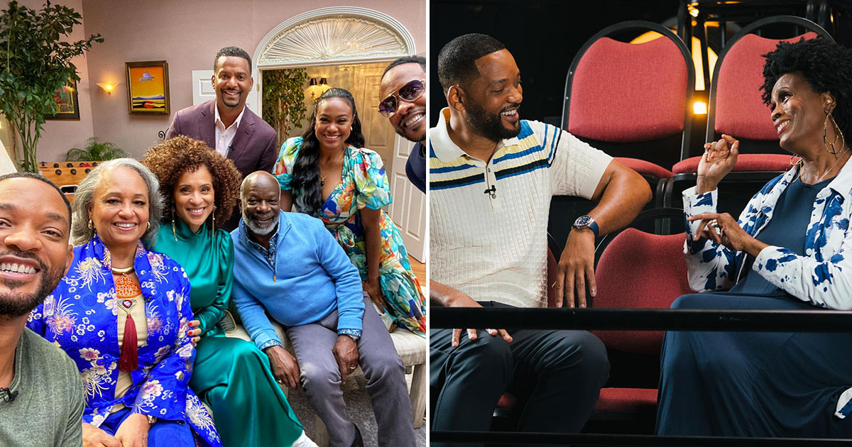 The Original Aunt Viv Will Be In The House For The Fresh Prince Union